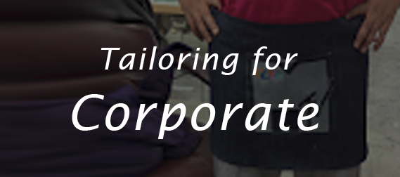 corporate tailoring